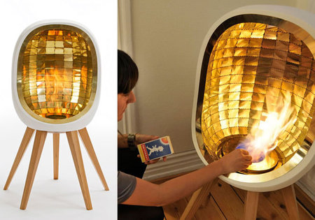 Piet Indoor Stoves Will Warm Your Hearts - Indoor Wood Stove WB Designs